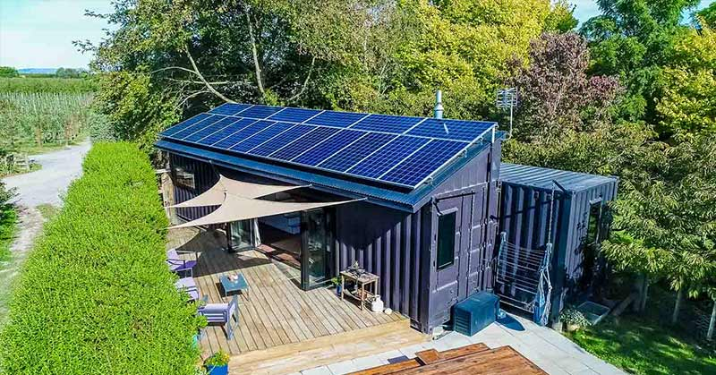 40 foot shipping container homes