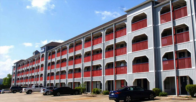 old hotels affordable housing